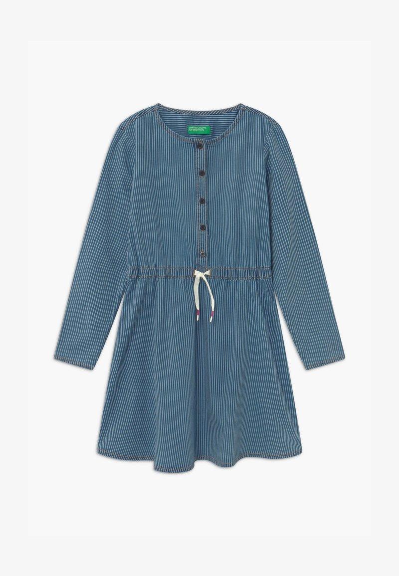 Benetton - ONLINE GIRL - Denim dress - blue denim