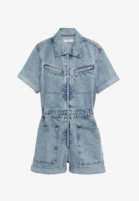 Mango - Jumpsuit - medium blue - 6