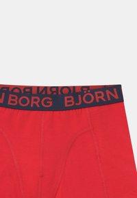 Björn Borg - SEASONAL SOLID SAMMY 5 PACK - Pants - sea spray - 3
