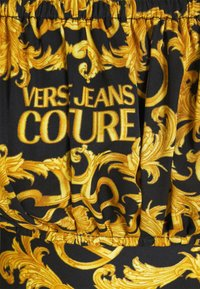 Versace Jeans Couture - LADY DRESS - Cocktail dress / Party dress - black - 7