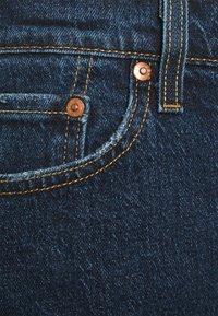 Levi's® Plus - 501 ORIGINAL - Denim shorts - dark blue denim - 2
