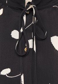 DAY Birger et Mikkelsen - HEART - Button-down blouse - black - 2