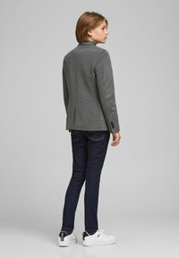 Jack & Jones Junior - JJEPHIL - Blazer jacket - grey melange - 2