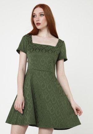 Agava - Day dress - grün