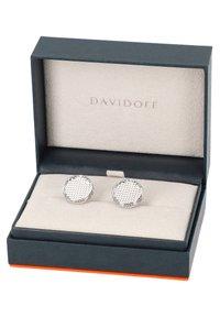 DAVIDOFF - Cufflinks - chrome - 2