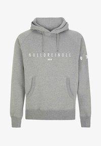 PLUSVIERNEUN - BERLIN - Hoodie - grey - 5