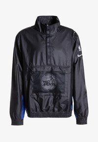 Nike Sportswear - Training jacket - black/black/rush blue/game royal - 4