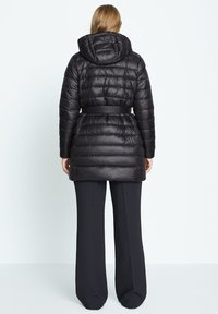 Violeta by Mango - SELLER7 - Down coat - schwarz - 2