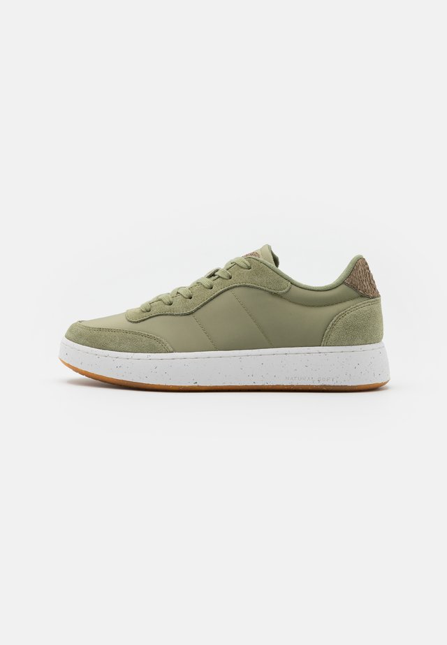 MAY - Sneakers laag - dusty olive