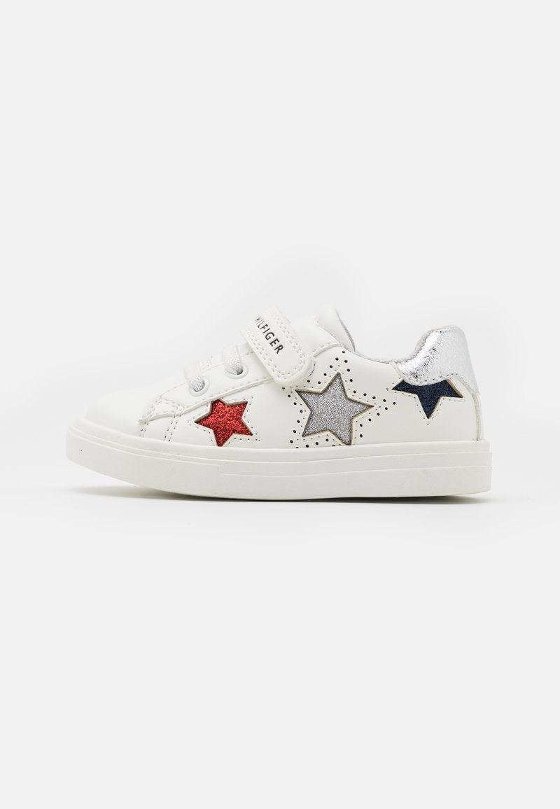 Tommy Hilfiger - Sneakers laag - white/multicolor