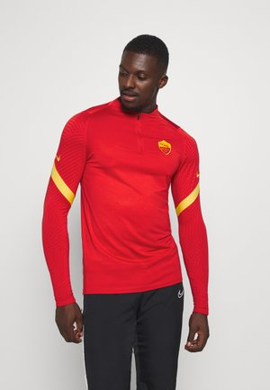 AS ROM DRIL TOP - Club wear - university red/university gold