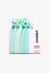 Popband - HAIRTIES MULTIPACK - Hair styling accessory - mint - 0