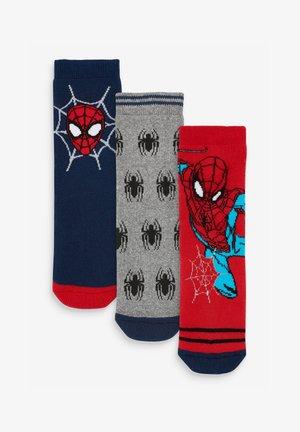 3 PACK SPIDER-MAN FULL TERRY  - Socks - multi-coloured