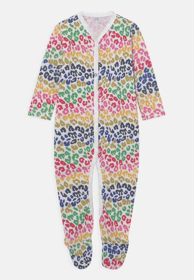RAINBOW LEOPARD UNISEX - Yöpuku - multi-coloured