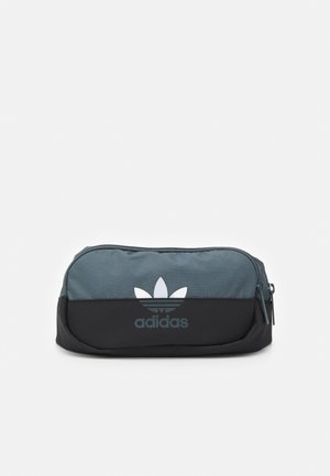 SLICED WAISTBAG UNISEX - Bum bag - blue oxide/black