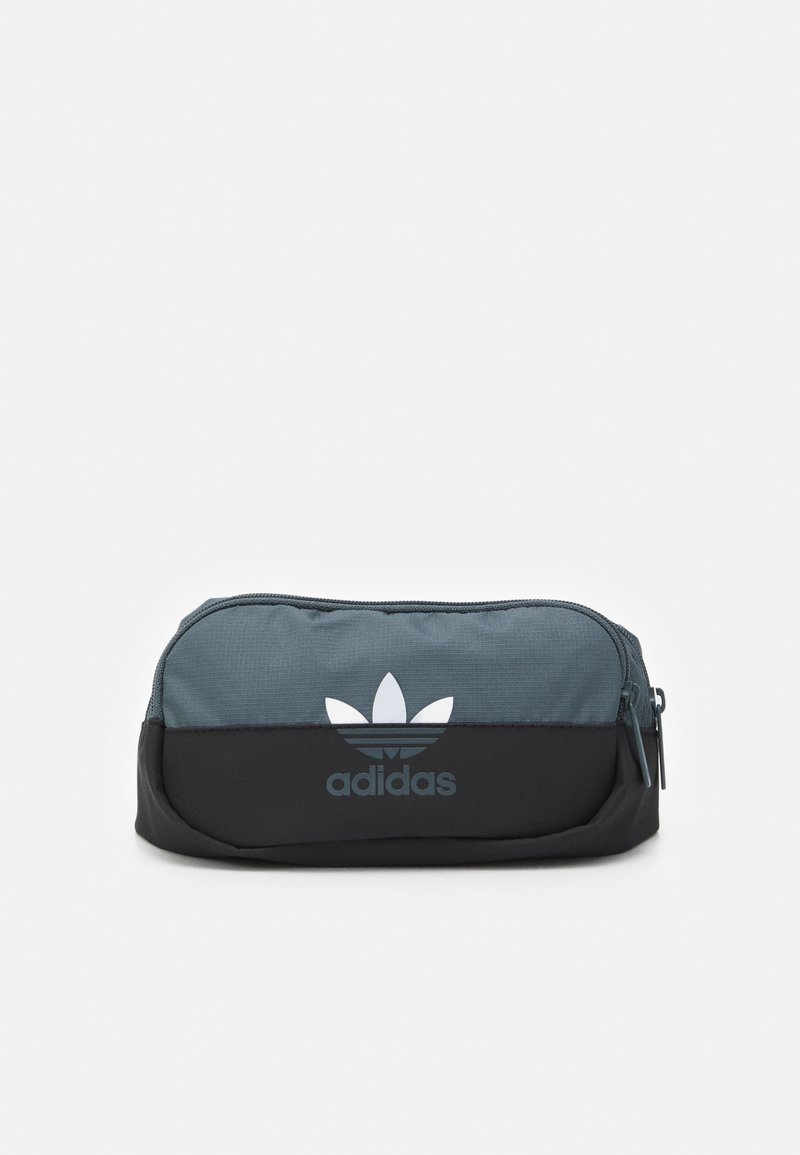 adidas Originals - SLICED WAISTBAG UNISEX - Bum bag - blue oxide/black