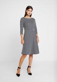Esprit Collection - DRESS - Jerseykjole - black - 0