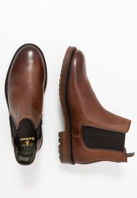 Barbour - WANSBECK CHELSEA - Classic ankle boots - tan - 1
