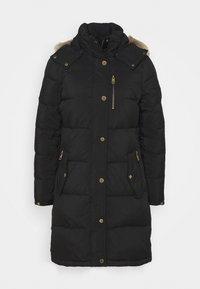 HEAVY PUFFER - Down coat - black