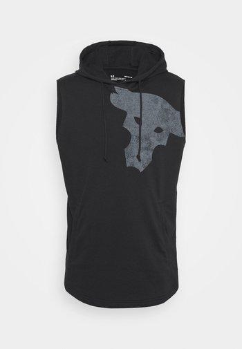 ROCK TERRY BULL - Sweatshirt - black