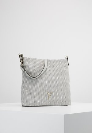 ROMY BASIC - Across body bag - grey