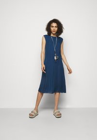 Paul Smith - WOMENS DRESS - Day dress - petrol - 1