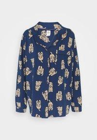 Chelsea Peers - SET - Pyjama set - navy - 1