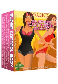 MAGIC Bodyfashion - SUPER CONTROL - Body - black - 5