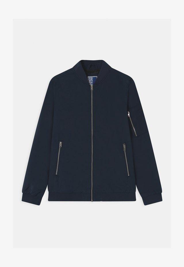 Blouson Bomber - navy blazer