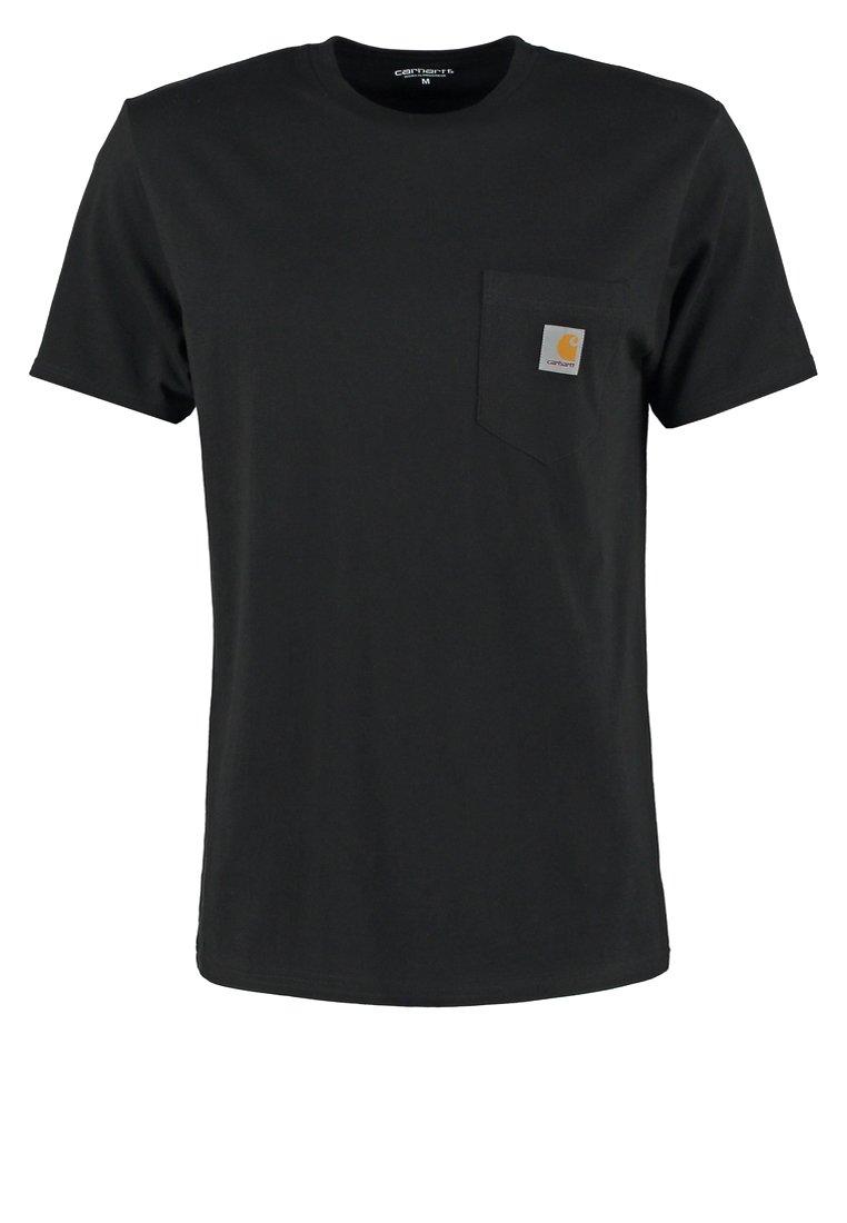 Carhartt Wip T-shirts - Black/svart