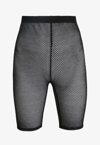 Nly by Nelly - BIKE - Shorts - black - 4