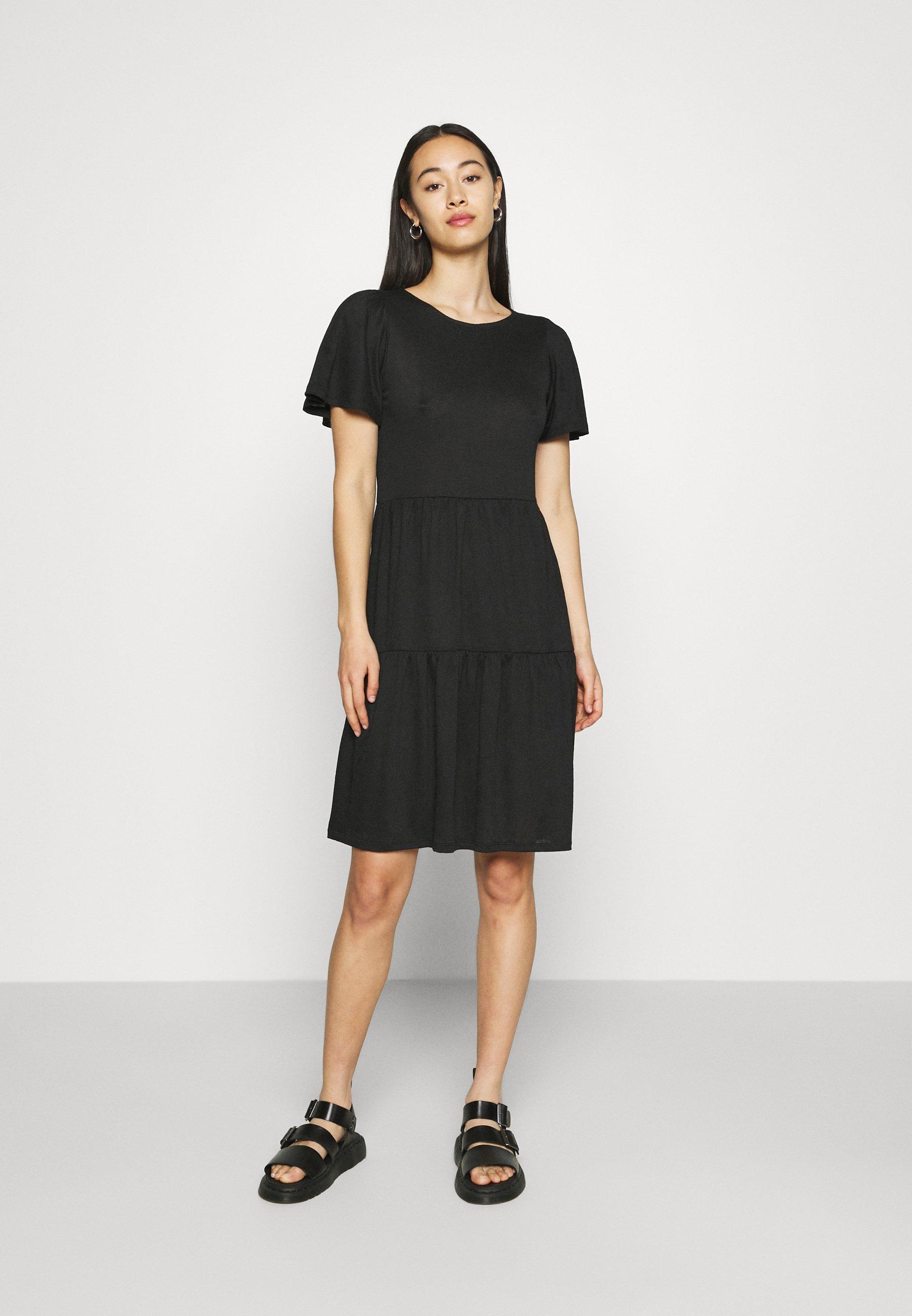 Women VMSIGNE DETAIL TIE DRESS - Jersey dress