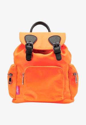 Tagesrucksack - neon orange