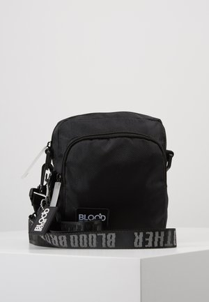 FLOW CROSS BODY BAG - Borsa a tracolla - black