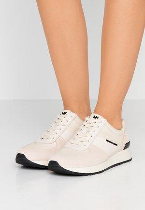 Sneakersy niskie - ecru