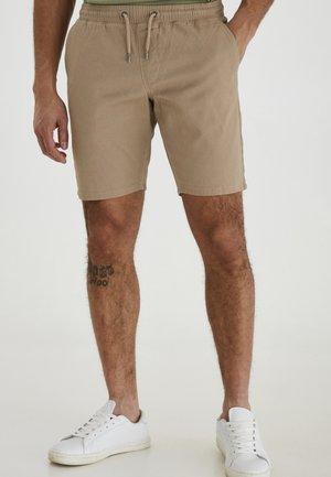 PIELLO - Shorts - beige brown