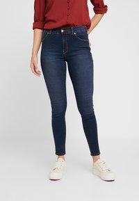 Dr.Denim Petite - PLENTY - Jeans Skinny Fit - pacific dark blue - 0
