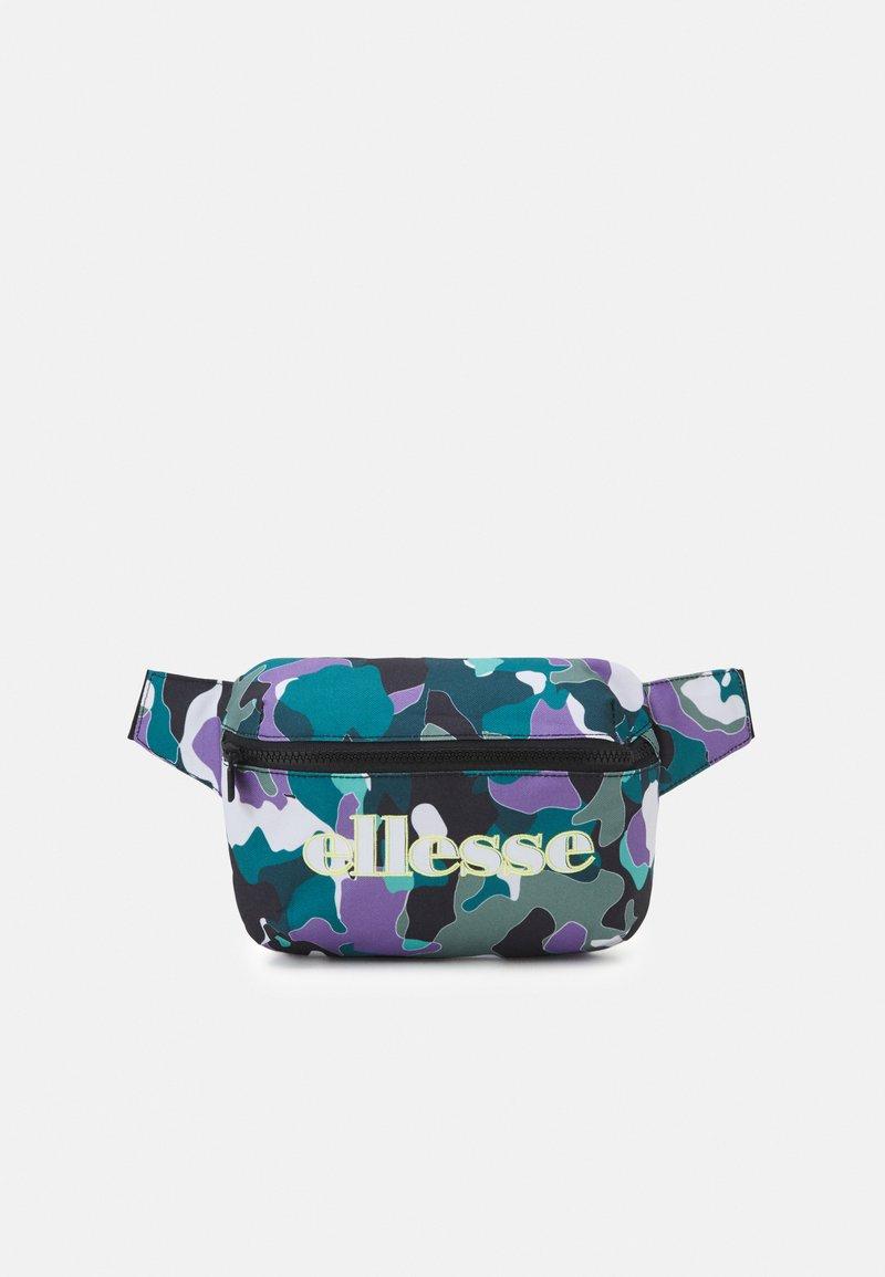 Ellesse - ORION UNISEX - Bum bag - grey/turquoise/white