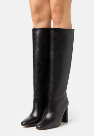 CALIME - High heeled boots - noir