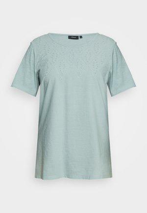 MSTELLA - Print T-shirt - gray mist