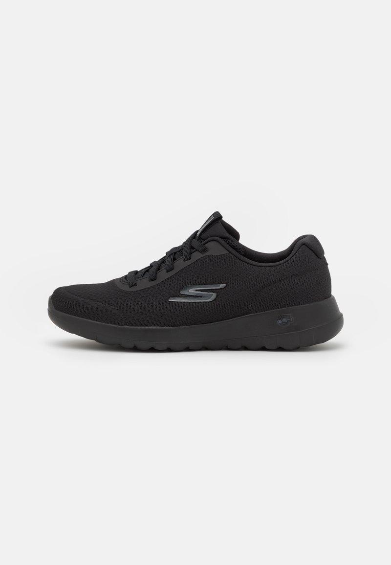 Skechers Performance - GO WALK JOY - Walking trainers - black