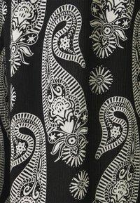 Kaffe - AMBER PANTS - Trousers - black - 2