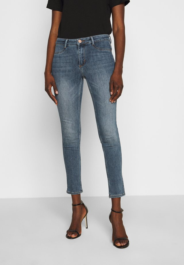JOLIE - Jeans Skinny Fit - mid blue