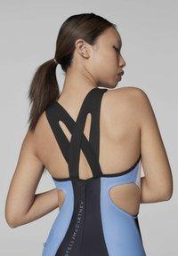 adidas by Stella McCartney - Swimsuit - blue - 4