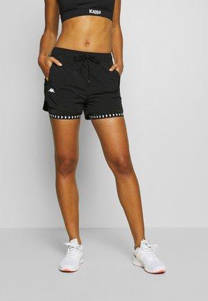 GISSIE - Sports shorts - caviar