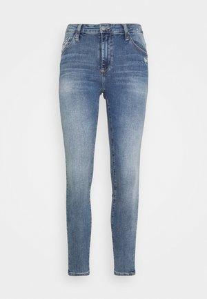 FARRAH SKINNY ANKLE - Jeans Skinny Fit - blue denim