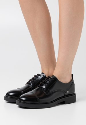 CORBEL SHOE - Lace-ups - black