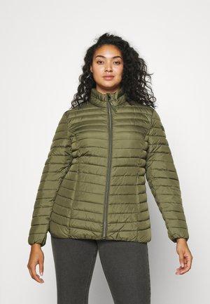 LIGHTWEIGHT JACKET - Light jacket - deep olive green