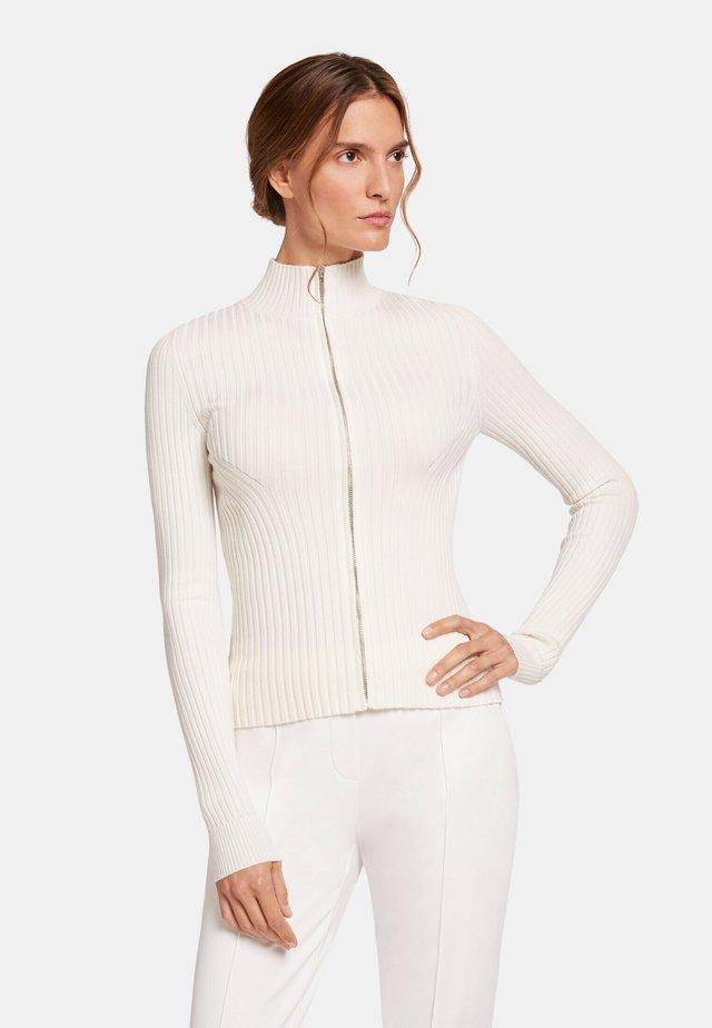 CONCORDIA  - Cardigan - wool white