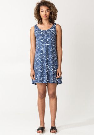BOBOLINA  - Jersey dress - blue